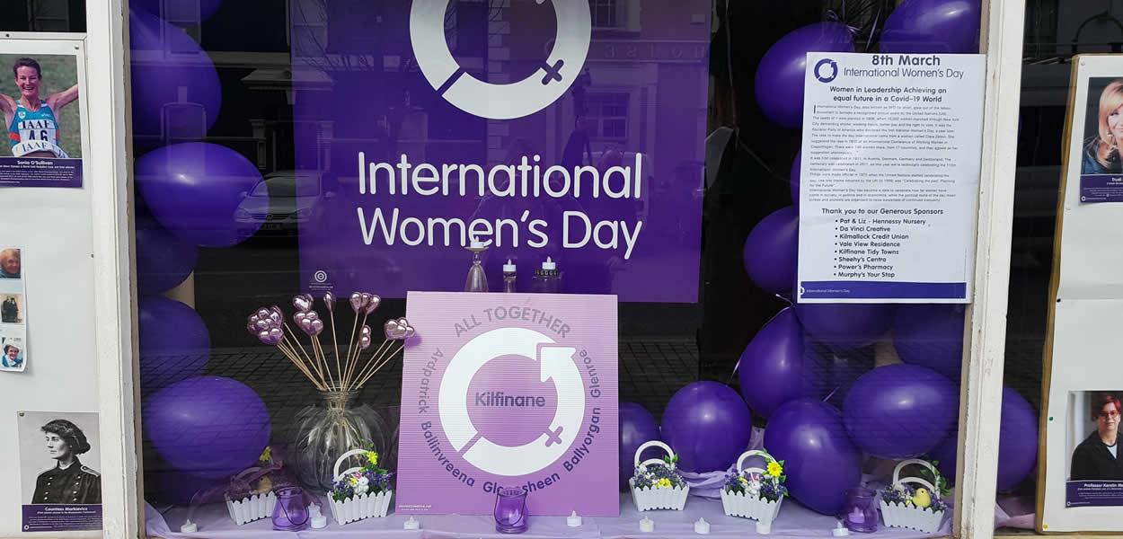 Kilfinane Celebration of International Womens Day